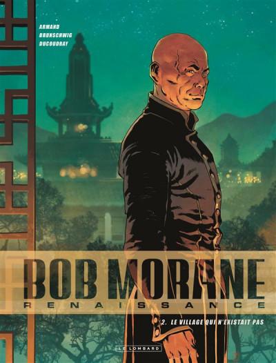 Couverture Bob Morane - renaissance tome 2