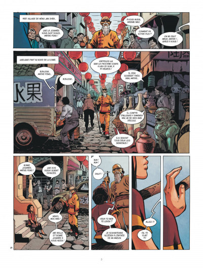 Page 3 Bob Morane - renaissance tome 2
