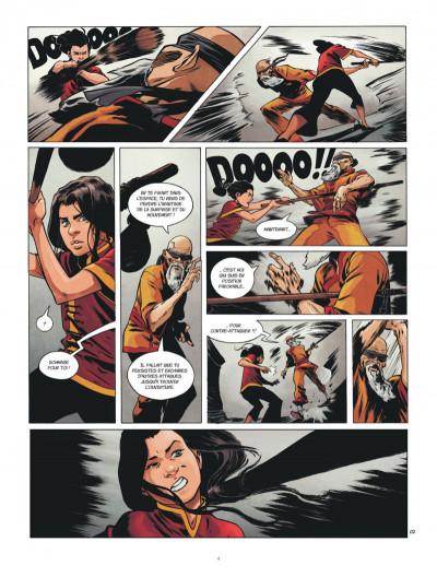 Page 4 Bob Morane - renaissance tome 2