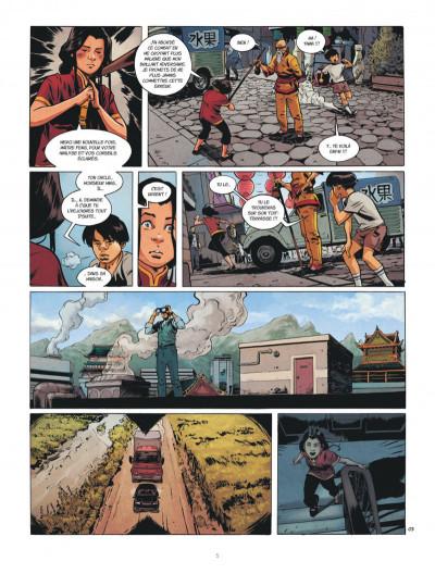 Page 5 Bob Morane - renaissance tome 2