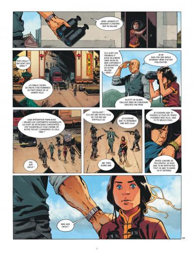 Page 6 Bob Morane - renaissance tome 2