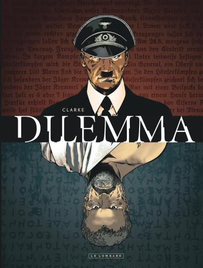 Couverture Dilemma version B
