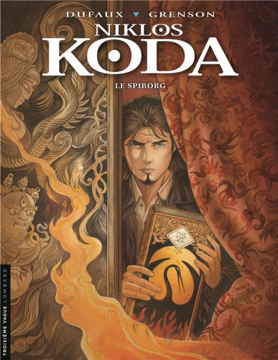 Couverture Niklos Koda tome 14