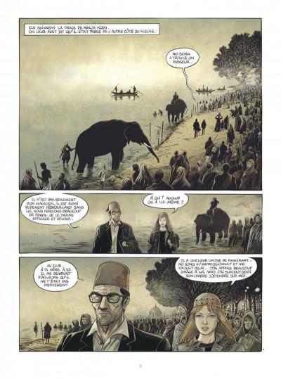 Page 3 Niklos Koda tome 14