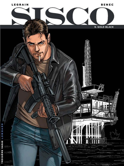 Couverture Sisco tome 9