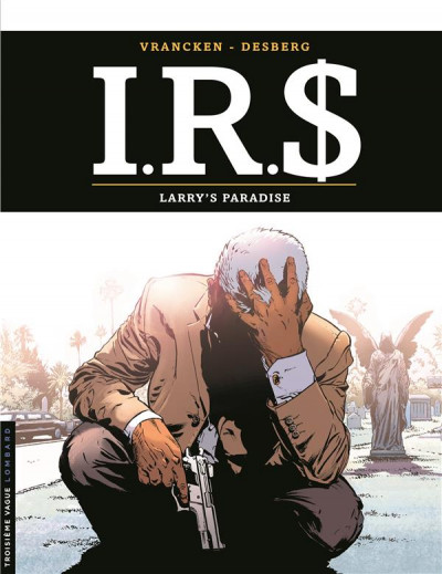 Couverture I.R.$ tome 17