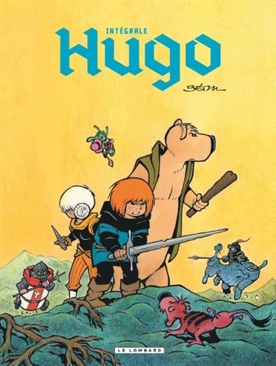 Couverture Hugo - intégrale
