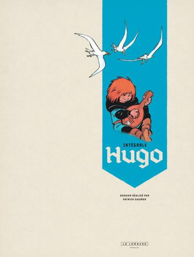 Page 4 Hugo - intégrale