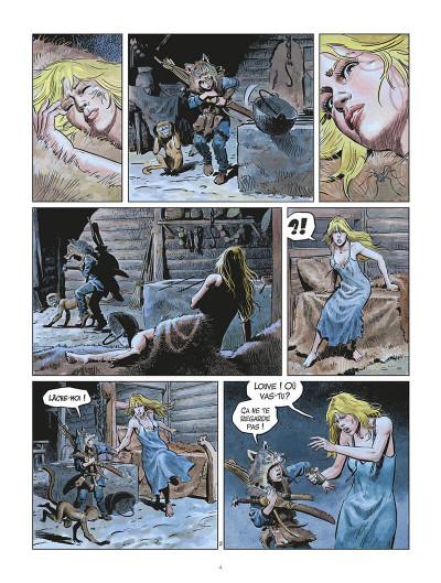 Page 3 Les mondes de Thorgal - Louve tome 6