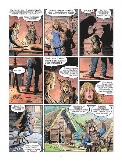 Page 4 Les mondes de Thorgal - Louve tome 6