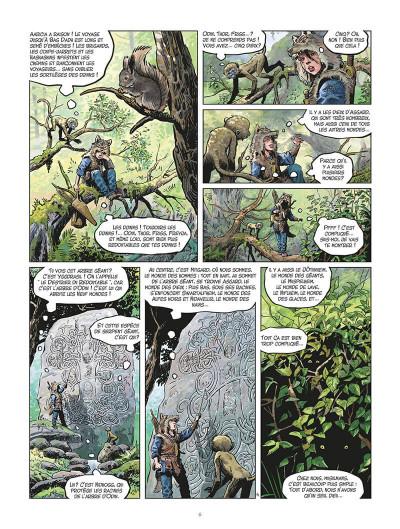 Page 5 Les mondes de Thorgal - Louve tome 6
