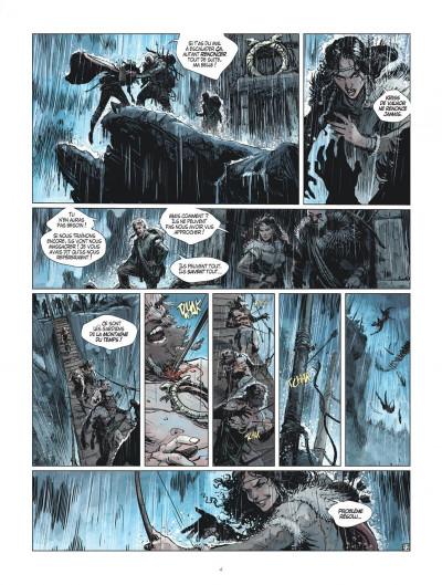 Page 4 Les mondes de Thorgal - Kriss de Valnor tome 7