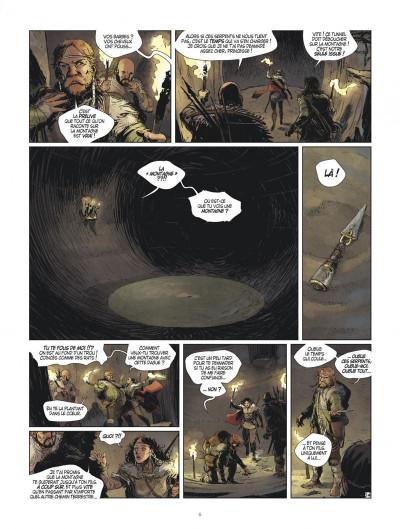 Page 6 Les mondes de Thorgal - Kriss de Valnor tome 7