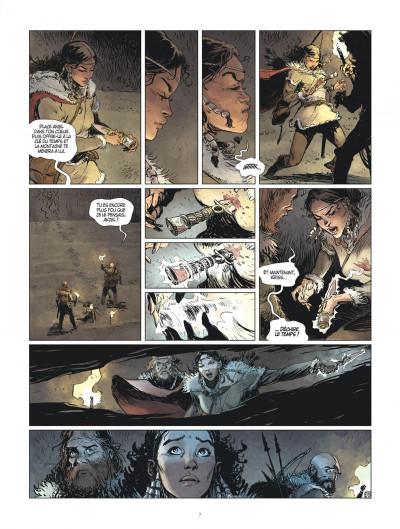 Page 7 Les mondes de Thorgal - Kriss de Valnor tome 7