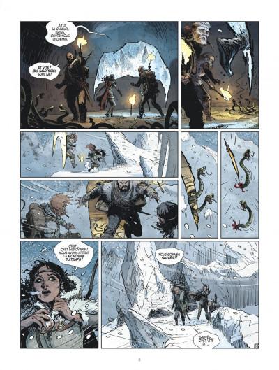 Page 8 Les mondes de Thorgal - Kriss de Valnor tome 7