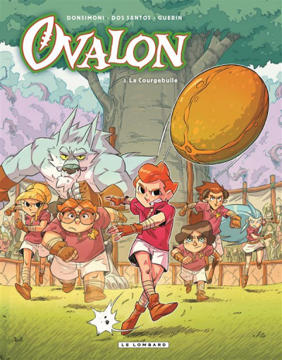 Couverture Ovalon tome 2