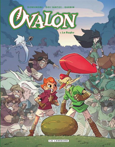 Couverture Ovalon tome 3