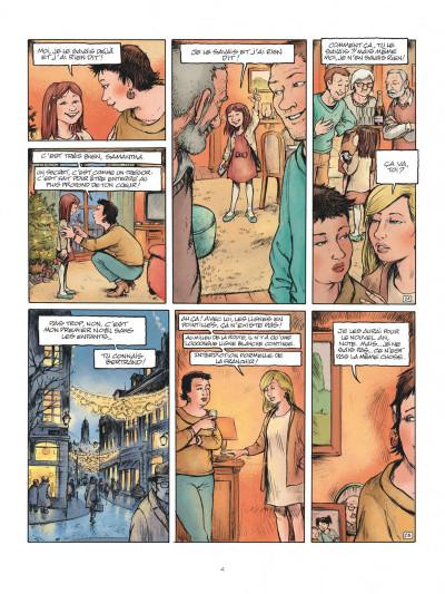 Page 4 Horizontale - journal d'une grossesse allongée