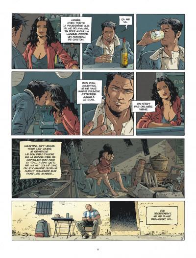 Page 8 Tango tome 1