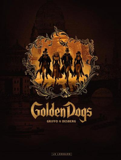 image de Golden dogs fourreau tomes 1 à 4