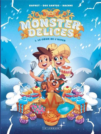 Couverture Monster délices tome 1