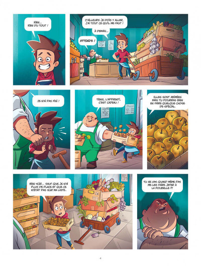 Page 4 Monster délices tome 1