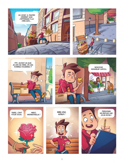 Page 5 Monster délices tome 1