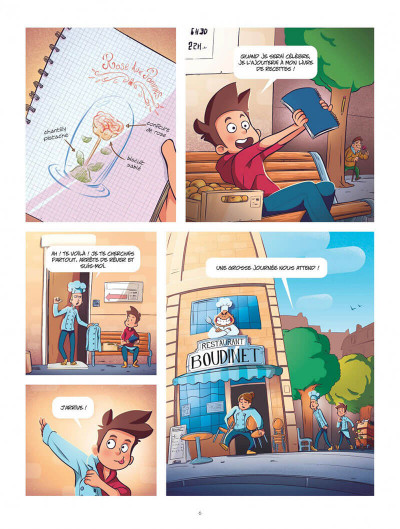 Page 6 Monster délices tome 1