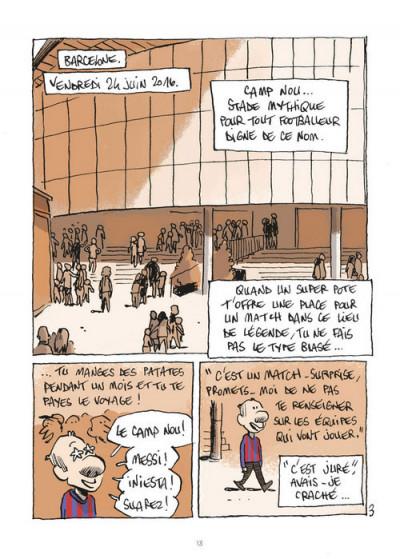Page 3 La petite bédéthèque des savoirs tome 15 - Le rugby