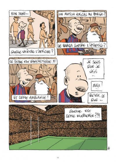 Page 4 La petite bédéthèque des savoirs tome 15 - Le rugby