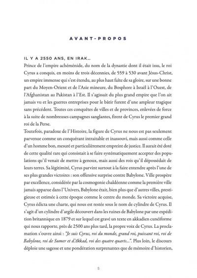 Page 4 La petite bédéthèque des savoirs tome 16 - Les droits de l'homme