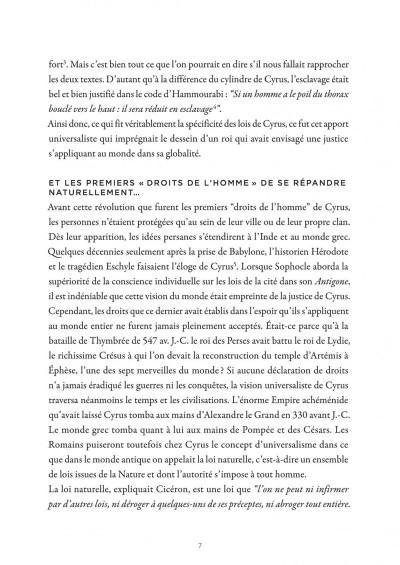 Page 7 La petite bédéthèque des savoirs tome 16 - Les droits de l'homme