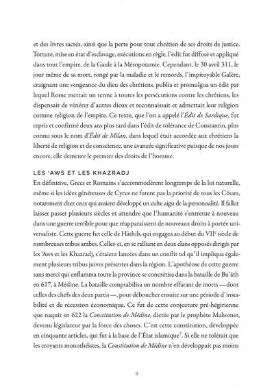 Page 9 La petite bédéthèque des savoirs tome 16 - Les droits de l'homme