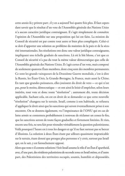 Page 7 La petite bédéthèque des savoirs tome 18 - Le conflit israélo-palestinien