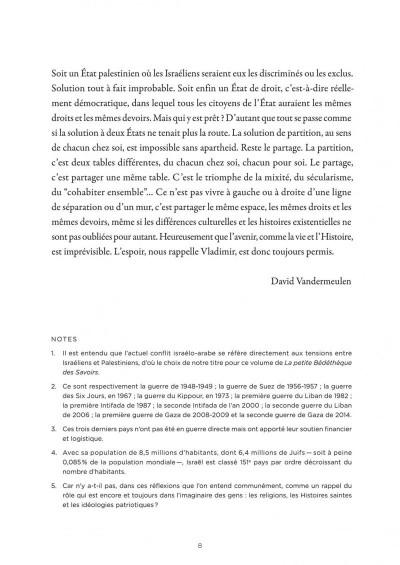Page 8 La petite bédéthèque des savoirs tome 18 - Le conflit israélo-palestinien