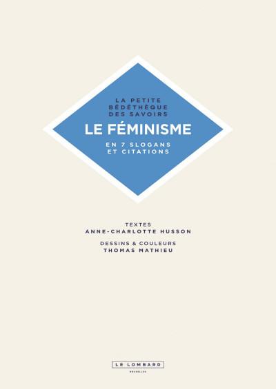 Page 3 La petite bédéthèque des savoirs tome 11 - le féminisme
