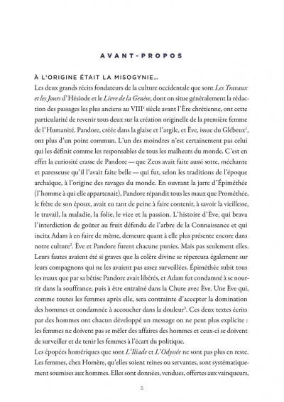 Page 5 La petite bédéthèque des savoirs tome 11 - le féminisme