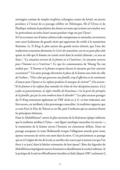 Page 6 La petite bédéthèque des savoirs tome 11 - le féminisme