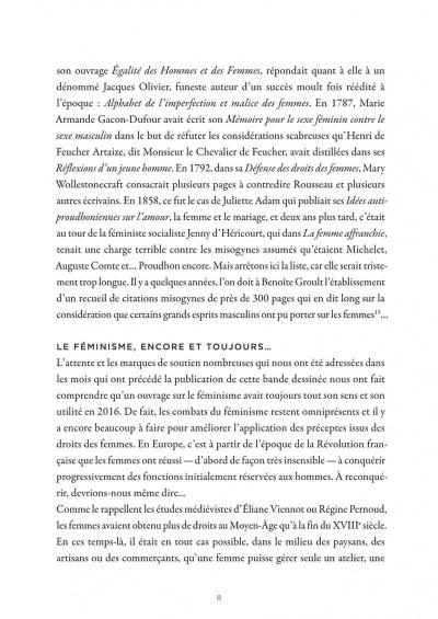 Page 8 La petite bédéthèque des savoirs tome 11 - le féminisme