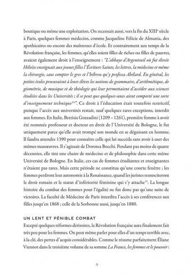 Page 9 La petite bédéthèque des savoirs tome 11 - le féminisme