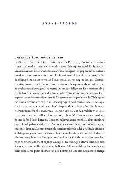 Page 4 La petite bédéthèque des savoirs tome 17 - Internet. Au-delà du virtuel