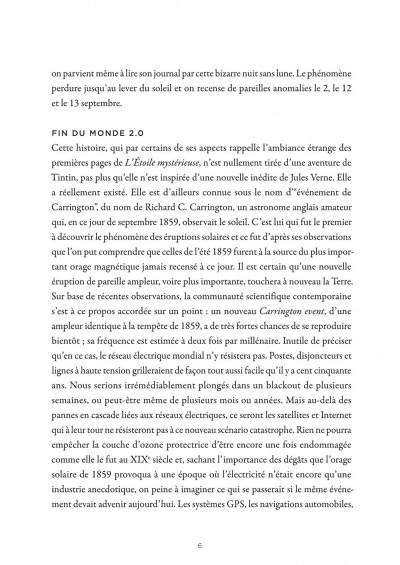 Page 5 La petite bédéthèque des savoirs tome 17 - Internet. Au-delà du virtuel