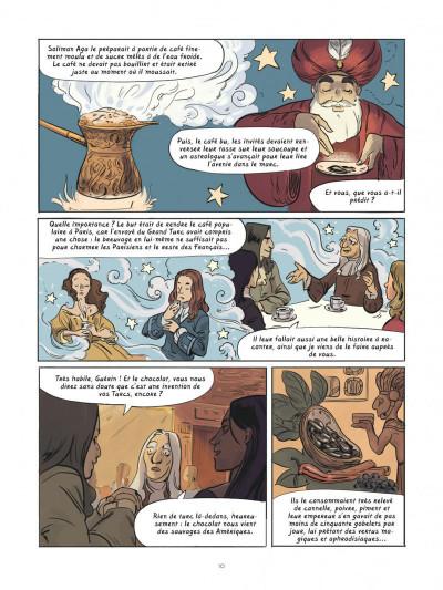 Page 0 Dans les cuisines de l'histoire tome 2 - À la table du roi Soleil