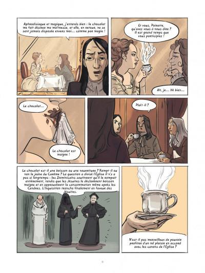 Page 1 Dans les cuisines de l'histoire tome 2 - À la table du roi Soleil
