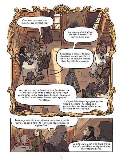 Page 5 Dans les cuisines de l'histoire tome 2 - À la table du roi Soleil