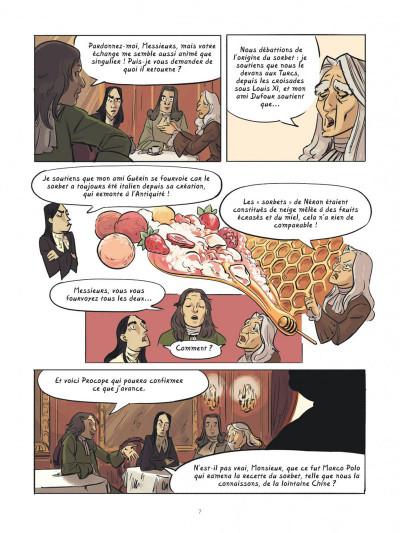 Page 7 Dans les cuisines de l'histoire tome 2 - À la table du roi Soleil