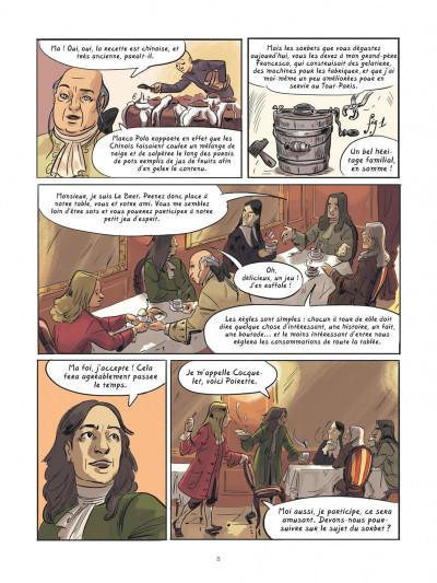 Page 8 Dans les cuisines de l'histoire tome 2 - À la table du roi Soleil