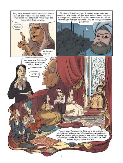 Page 9 Dans les cuisines de l'histoire tome 2 - À la table du roi Soleil