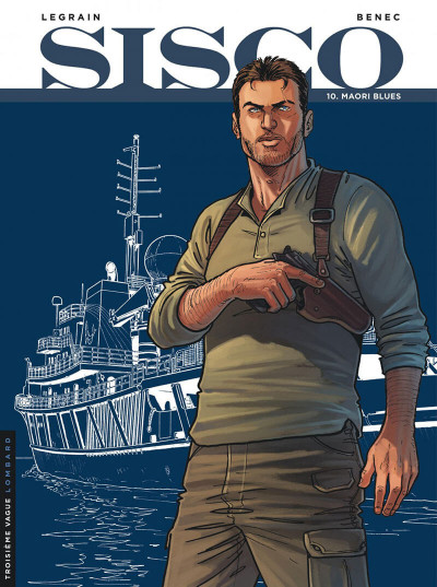 Couverture Sisco tome 10