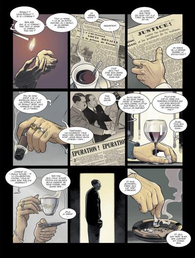 Page 2 Renault, les mains noires + ex-libris offert